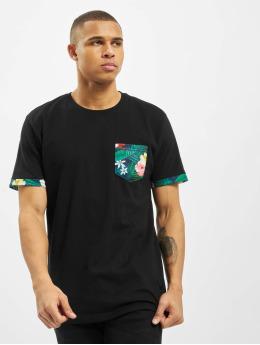 Just Rhyse t-shirt Granada zwart