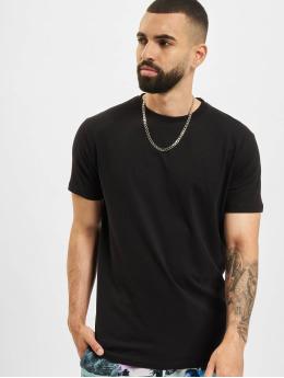 Just Rhyse t-shirt Iguape  zwart