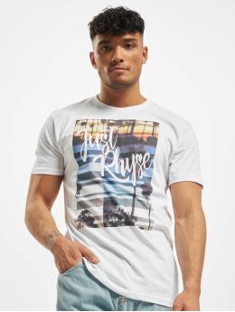 Just Rhyse T-shirts Casares hvid