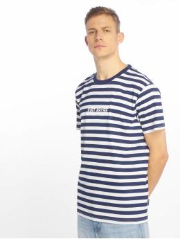 Just Rhyse T-skjorter Port Orange blå