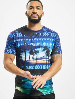 Just Rhyse T-skjorter Palm Coast blå