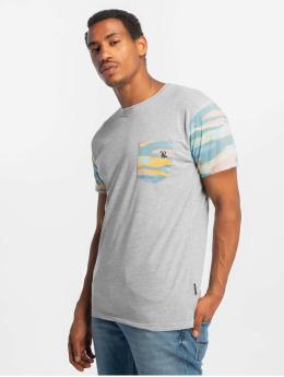 Just Rhyse T-skjorter Tequesta  grå