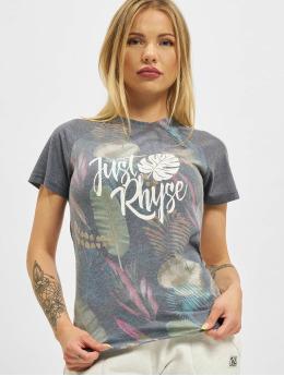 Just Rhyse T-skjorter Isla Vista mangefarget