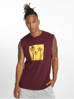 Just Rhyse Tank Tops Orlando rosso