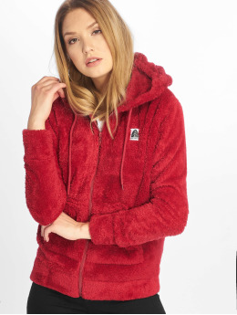 Just Rhyse Zip Hoodie Arequipa red