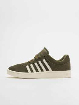 K-Swiss Baskets Court Cheswick olive