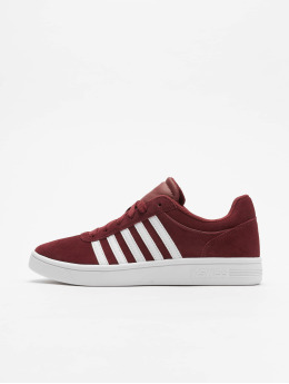 K-Swiss Baskets Court Cheswick SDE rouge