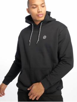 K1X Bluzy z kapturem Color  czarny