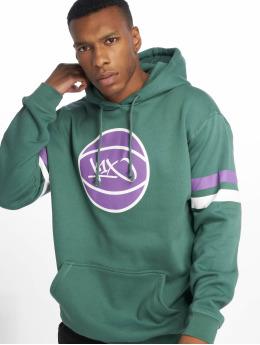 K1X Bluzy z kapturem Basketball zielony