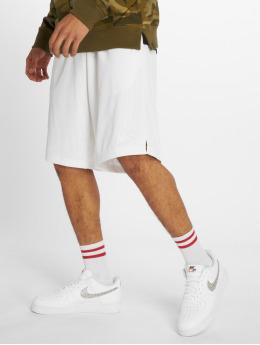 K1X Core Pantalón cortos Oldschool blanco
