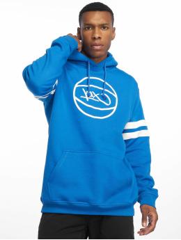 K1X Sweat capuche Basketball bleu