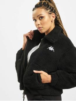 Kappa Демисезонная куртка Foxy черный