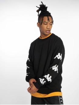 Kappa Пуловер Valerian черный