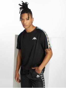 Kappa Camiseta Vincent negro
