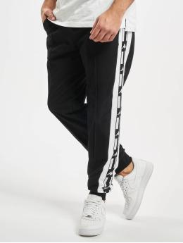 Kappa Chino pants  Authentic La Ciovan black