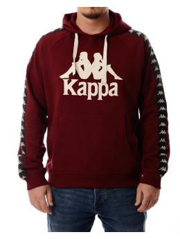Kappa Hoody  rot