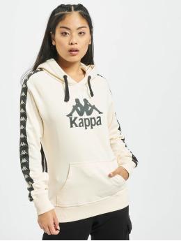 Kappa Hoody  weiß