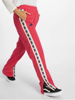Kappa Jogging kalhoty Valetta růžový