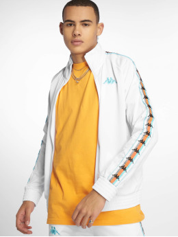 Kappa Lightweight Jacket Vanjo white