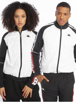 Kappa Lightweight Jacket Edo white