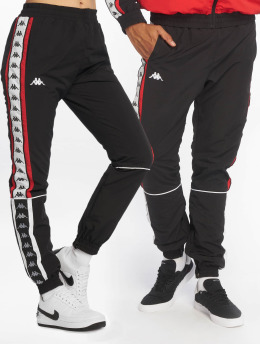 Kappa Pantalón deportivo Erik negro