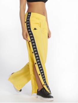 Kappa Pantalone ginnico Elvira  giallo