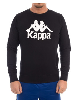 Kappa Pullover  schwarz