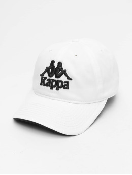 Kappa snapback cap Elino wit