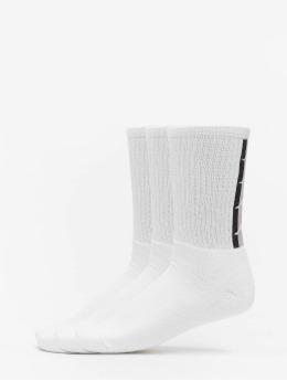 Kappa Socks Fatal Trainer 3er Pack white