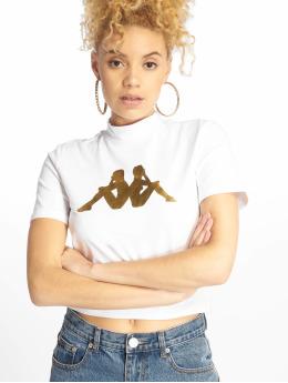 Kappa T-Shirt Effi blanc