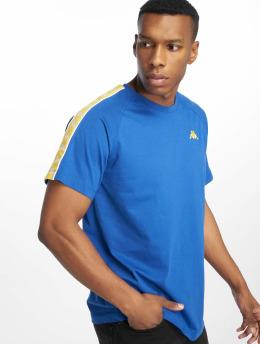 Kappa t-shirt Ernesto blauw