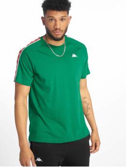 Kappa T-Shirt Ernesto grün