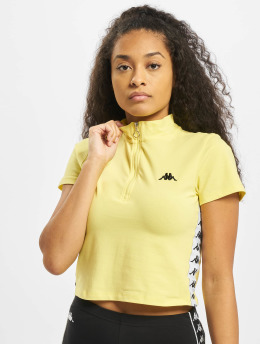 Kappa T-Shirt Gaby  jaune