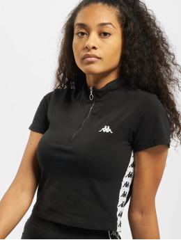 Kappa T-Shirt Gaby  noir