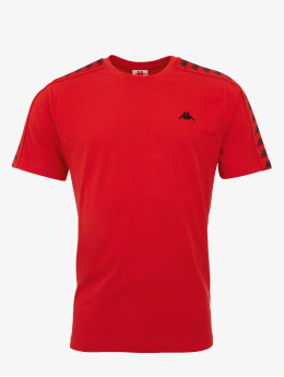 Kappa T-Shirt Grenner  red