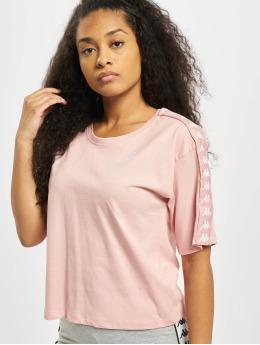 Kappa T-Shirt Glanda  rosa
