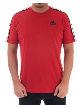 Kappa T-Shirt  rot