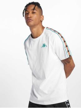 Kappa T-shirts Vincent hvid