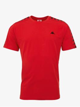 Kappa T-Shirty Grenner  czerwony