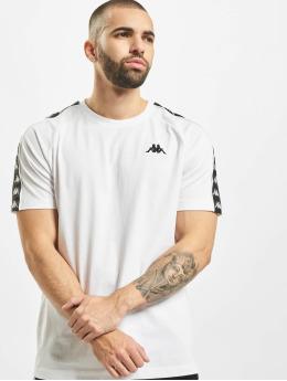 Kappa T-skjorter Finley hvit