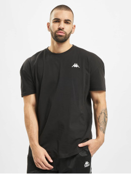 Kappa T-skjorter Franklyn svart