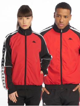 Kappa Transitional Jackets Edo red