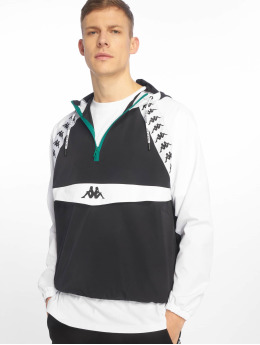 Kappa Transitional Jackets Authentic Bakit svart