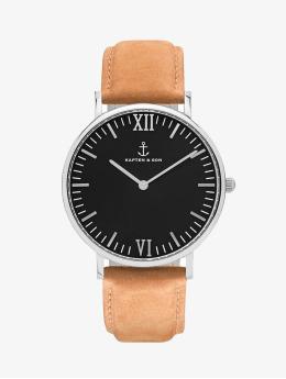 Kapten & Son horloge  beige