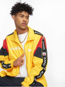 Karl Kani Демисезонная куртка Retro Block желтый