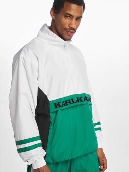 Karl Kani Демисезонная куртка Retro  зеленый