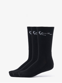 Karl Kani Носки Signature Socks 3 Pack  черный