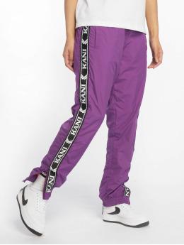 Karl Kani Спортивные брюки Tape пурпурный