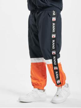 Karl Kani Спортивные брюки Retro Tape синий