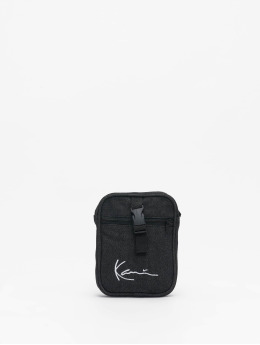 Karl Kani Bag Kk Signature Washed black